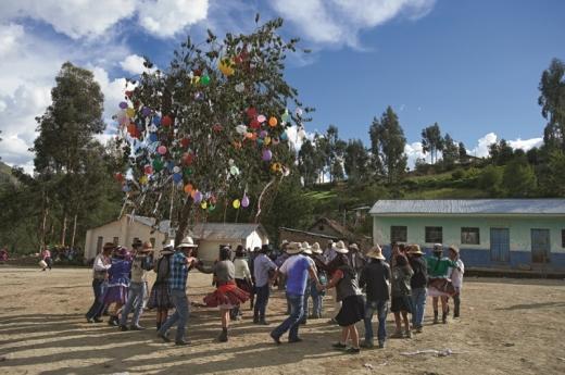 Foto: Carnaval de Colquemarca. Sergio Urday.